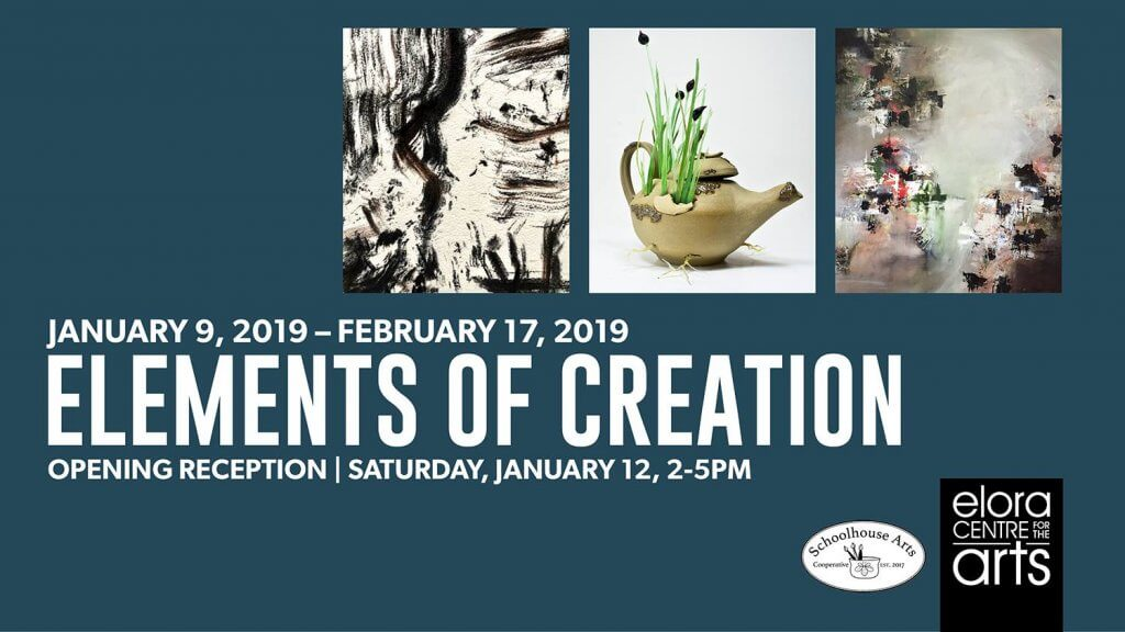The exhibition includes needle felting, pottery, clay, found objects, watercolour, acrylic, pastel and oil mediums, communicated in styles ranging from traditional to abstract expressionism.